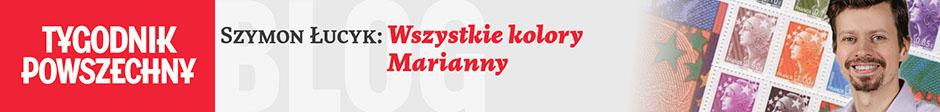 Szymon Łucyk: Wszystkie kolory Marianny